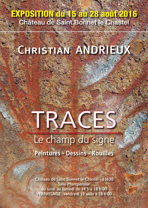 Exposition C.Andrieux