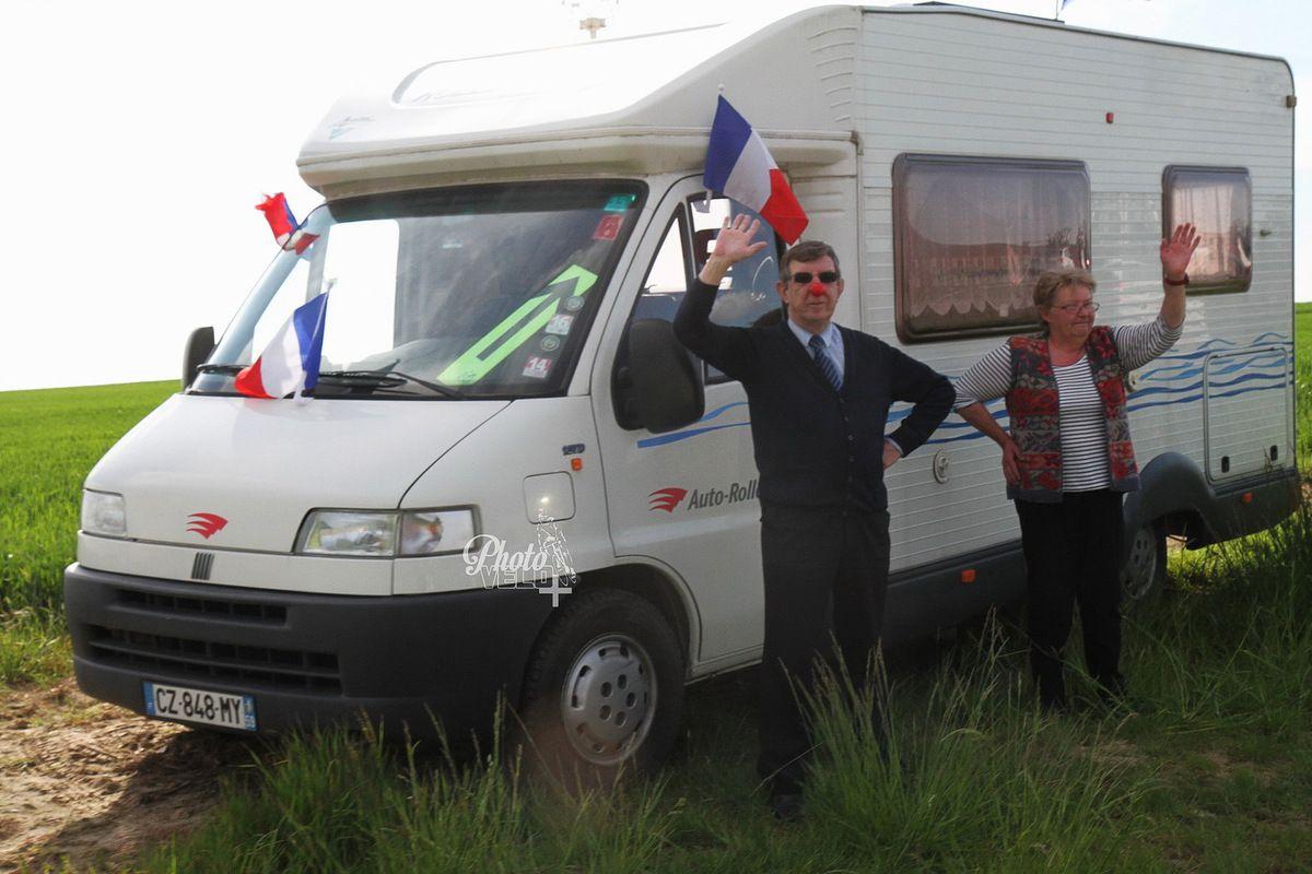 2016 05 20 Etape 1 Douchy-les-Mines / Biache-Saint-Vaast