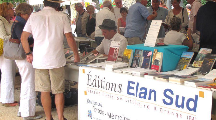 4 auteurs en dédicace ce dimanche 30 août à Lussan