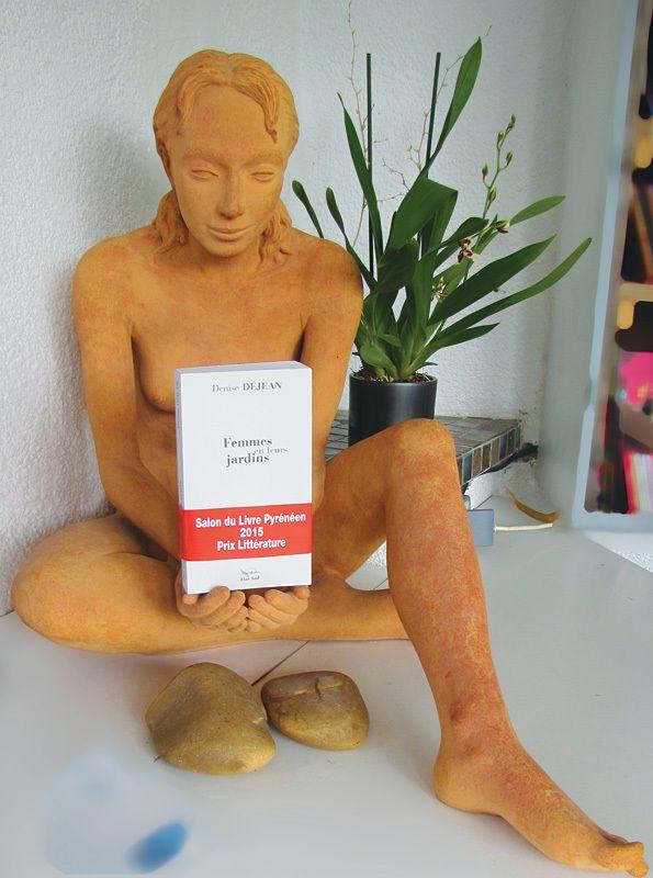 Un Prix littéraire pour Femmes en leurs Jardin, de Denise Déjean