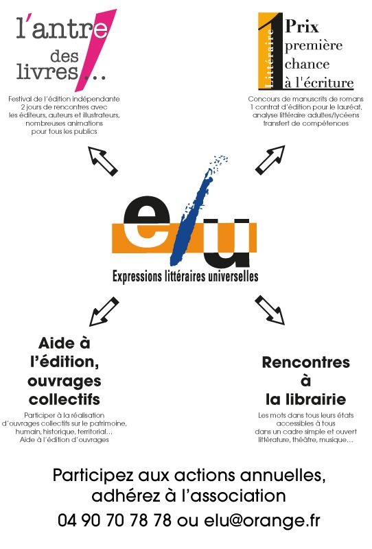 ELU à la journée des associations d'Orange