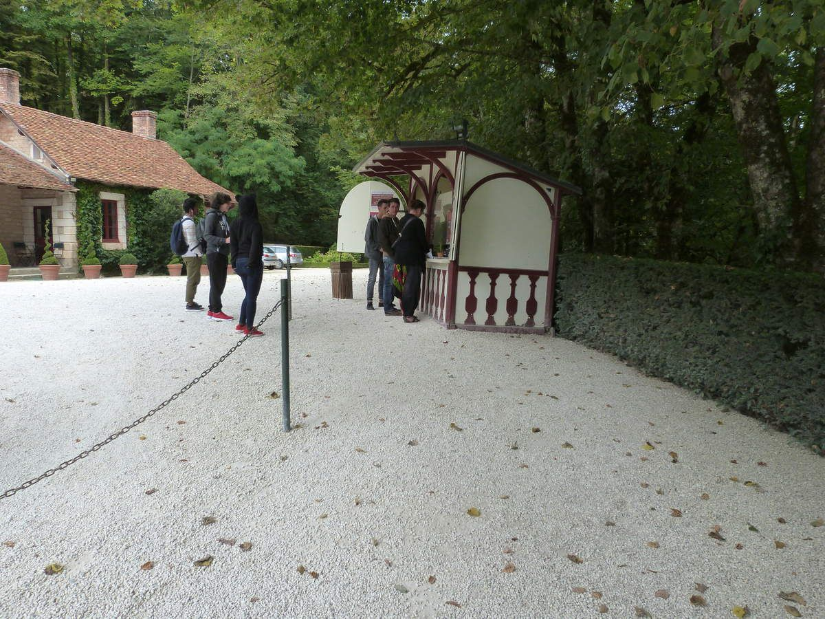Château de Hautefort, septembre 2017