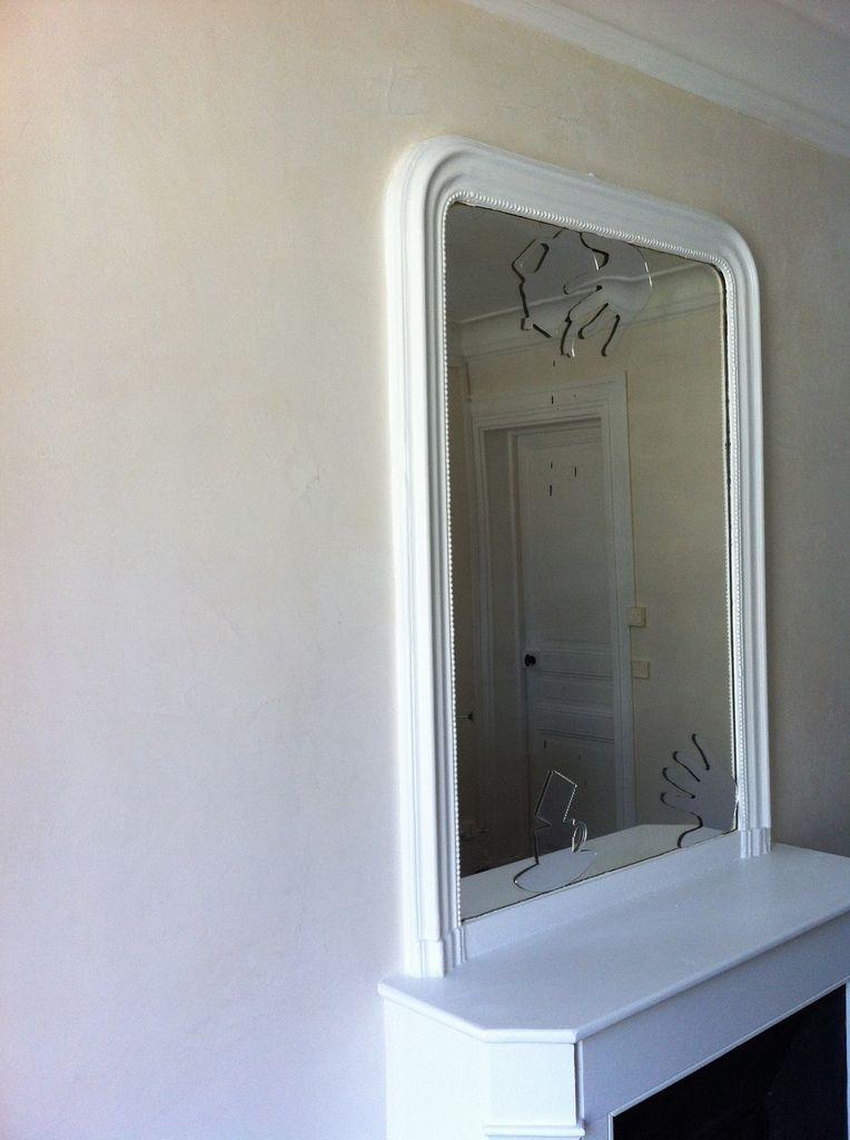 stuc contemporain effet marbr ar decor peinture de d coration. Black Bedroom Furniture Sets. Home Design Ideas