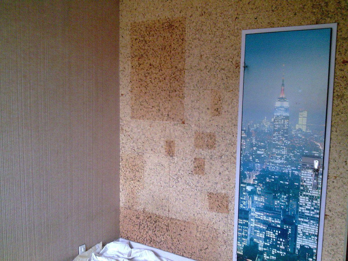 Des murs en couleurs ar decor peinture de d coration - Deposer du carrelage mural ...