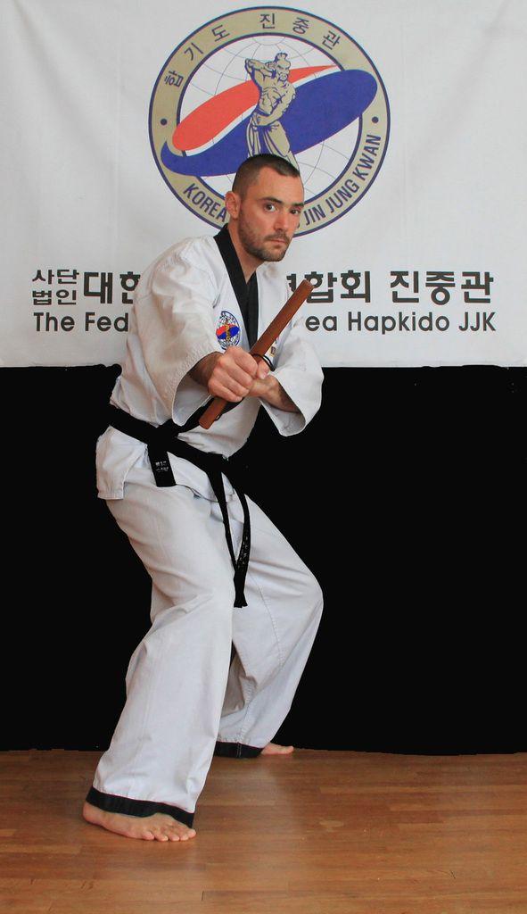 Pratiquer le Hapkido dans la région dijonnaise : entretien avec Alexandre Soret