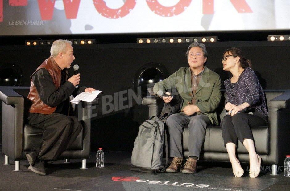 Les confidences de Park Chan-wook, invité au Festival de Beaune