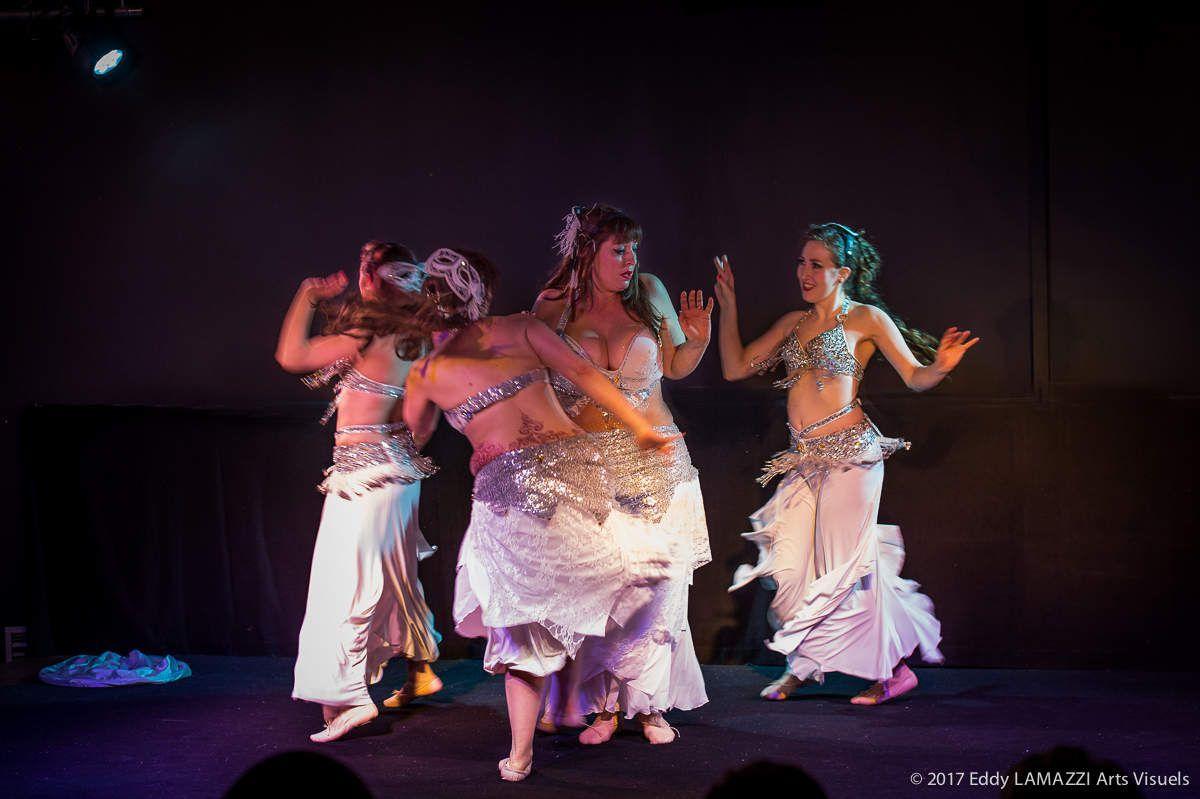 Photos du spectacle &quot&#x3B;Roses d'Or et d'Orient&quot&#x3B; - Illina et le Ballet Bastet