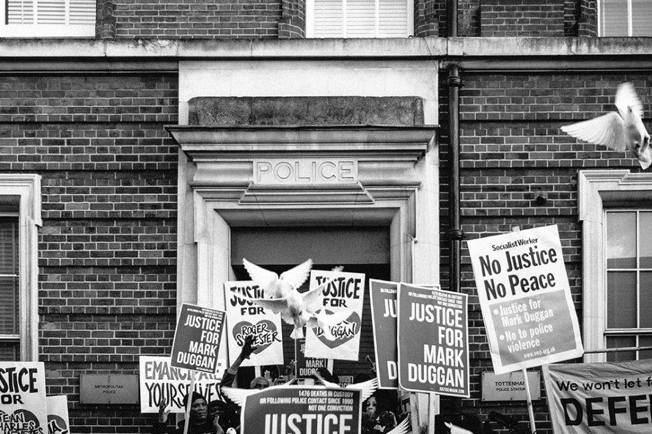Face aux inégalités devant la police et la justice