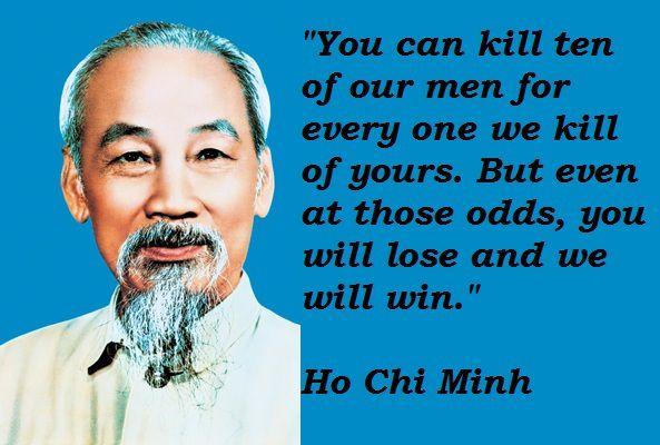 De Gandhi à Ho Chi Minh