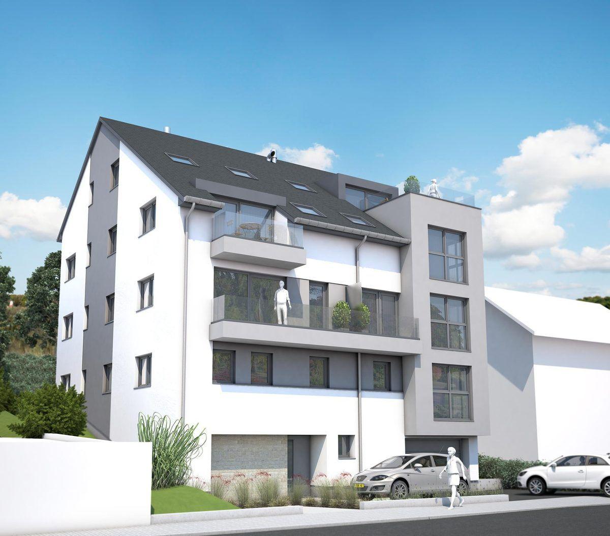 Lintgen - Appartements - 2014