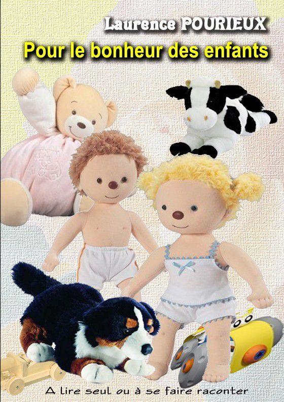 """"""" Pour le bonheur des enfants"""" 2009 recueil d'histoires courtes à lire ou faire lire dès 2 ans /11 ans &#x3B; 11 €"""
