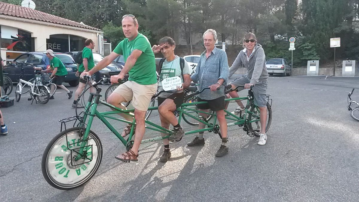 Album 133. Alternatiba à Aix