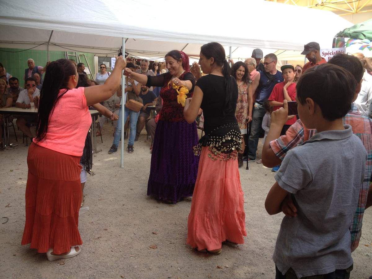 11 juin Fête des roms