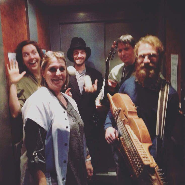 Roadtrip Orchestra à la Bastide du Figuier - 24/11/17