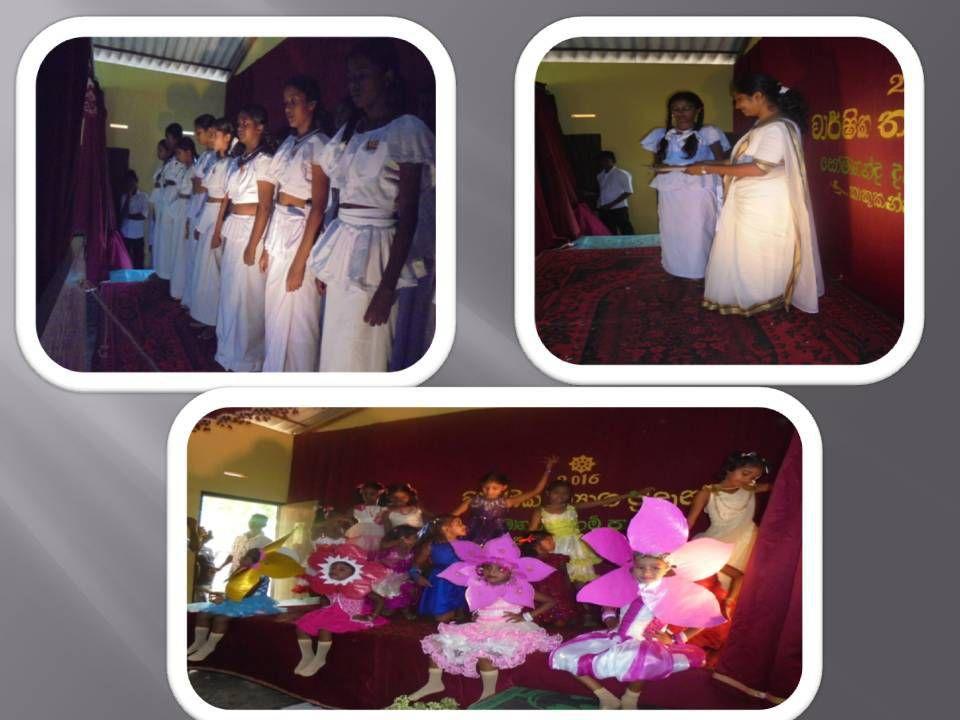 DONATION POUR UNE ECOLE BOUDDHISTE AU SRI LANKA