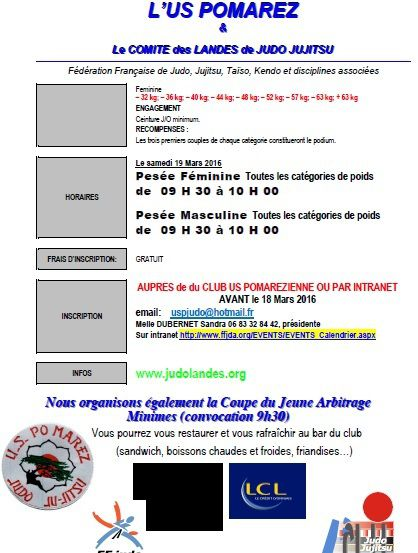 tournée des Landes Benjamin Pomarez - 19 mars