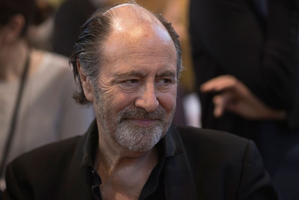 Michel Delpech en 2014. (Photo AFP Joël Saget)