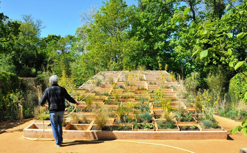 Jardins du siècle à venir