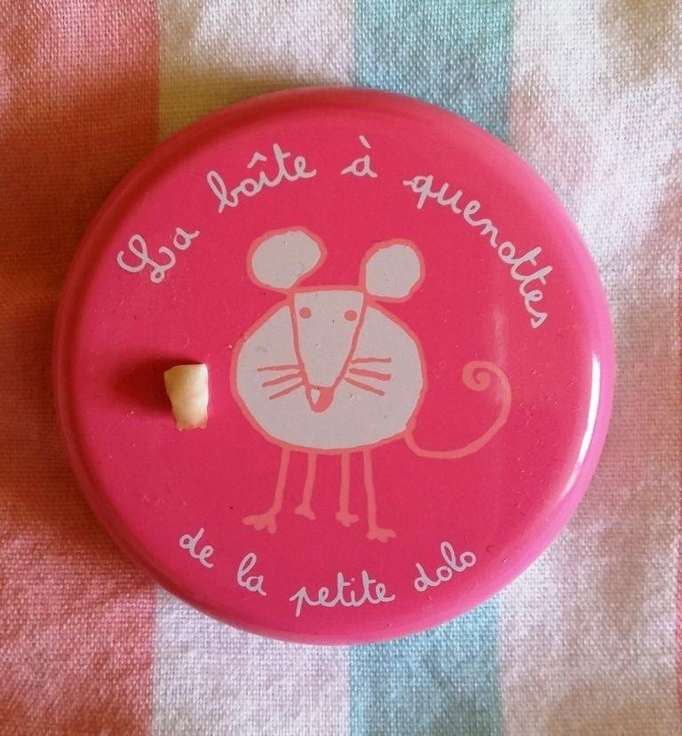 - la petite souris est passée -