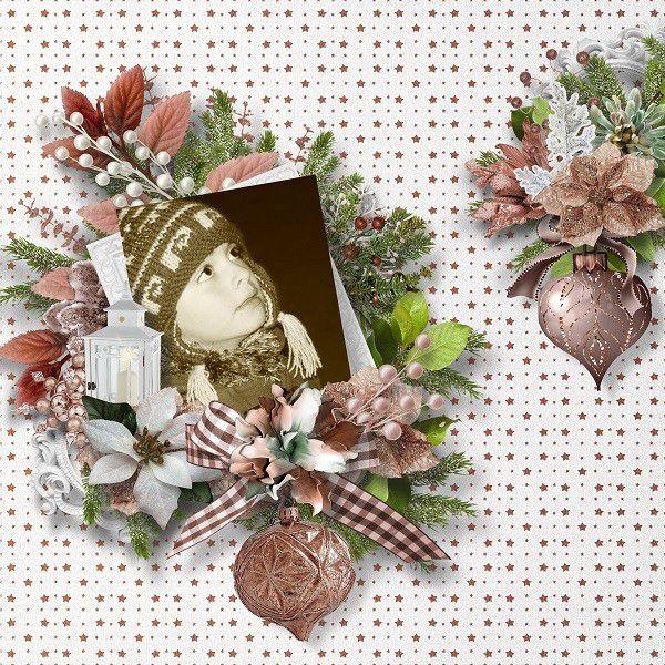Kit CHRISTMAS DREAMS et dérivés