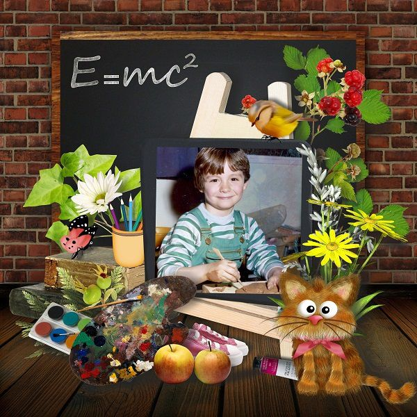 Kit BACK TO SCHOOL et dérivés