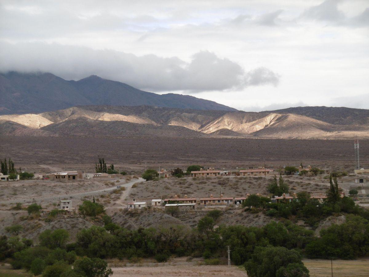 Nord Ouest de l'Argentine