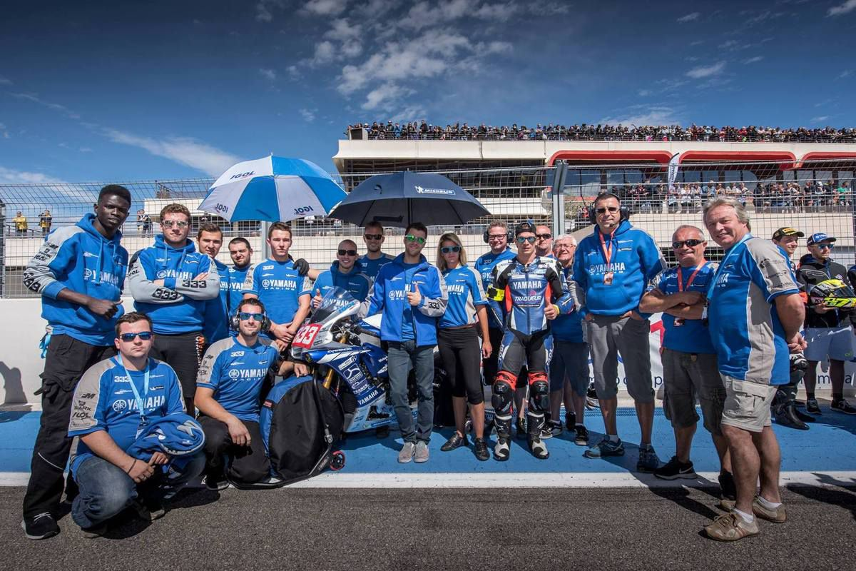 Yamaha Viltaïs Racing team #333
