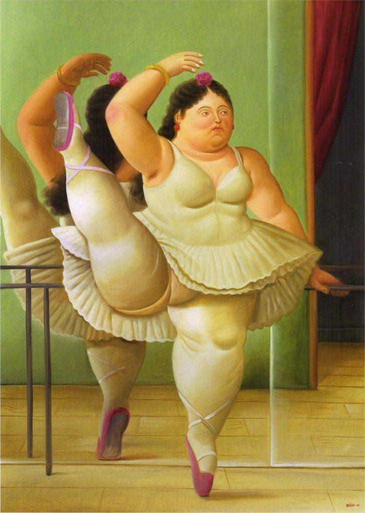 Danseuse (Botero)