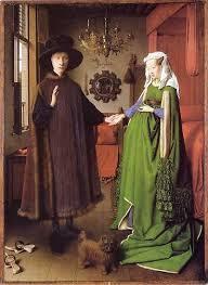 Les Époux Arnolfini ( Jan van Eyck - XVI°)