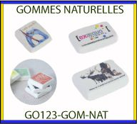 Collection de gommes naturelles GO123-GomNat