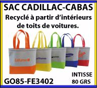 Trousse Cadillac en matiere recyclee issue de l industrie automobile GO85 FE3401