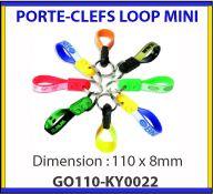 Porte-cles loop standard