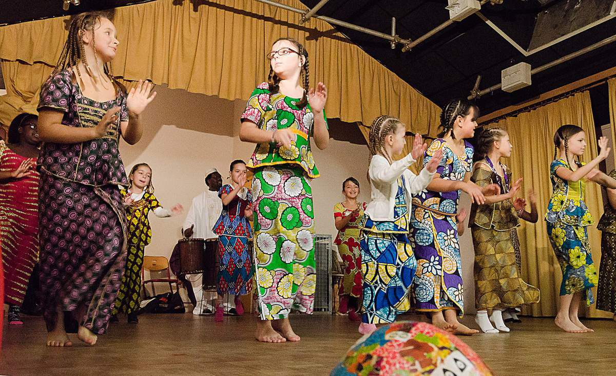 SOIREE CONTES CHANTS ET DANSE MALIENNE