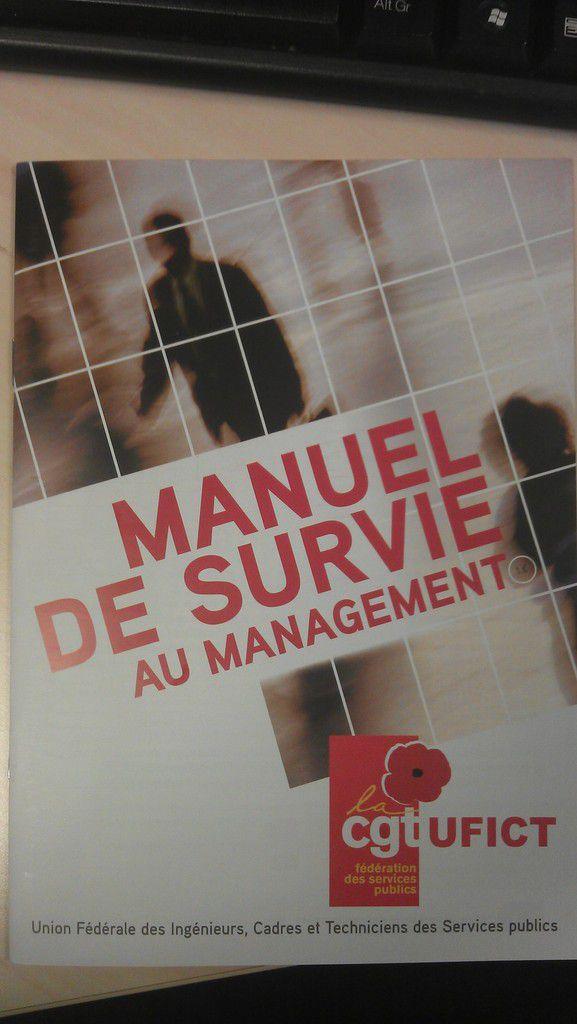 Guide de survie au management...