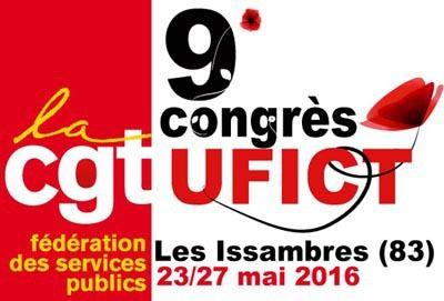 9ème congrès de l'UFICT