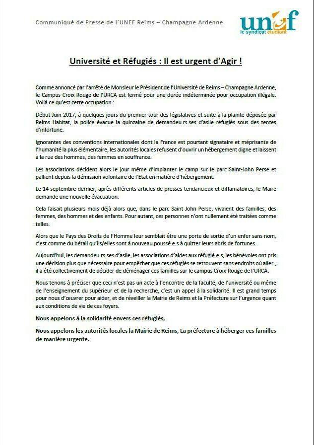 Rassemblement De Soutien Aux Demandeu.rs.ses D'Asiles, 19 septembre 16h Place Royale