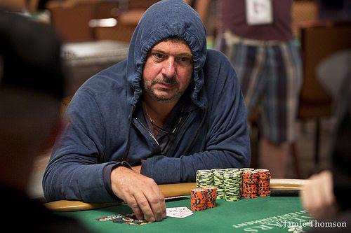 Eric Sfez, joueur solide et tenace