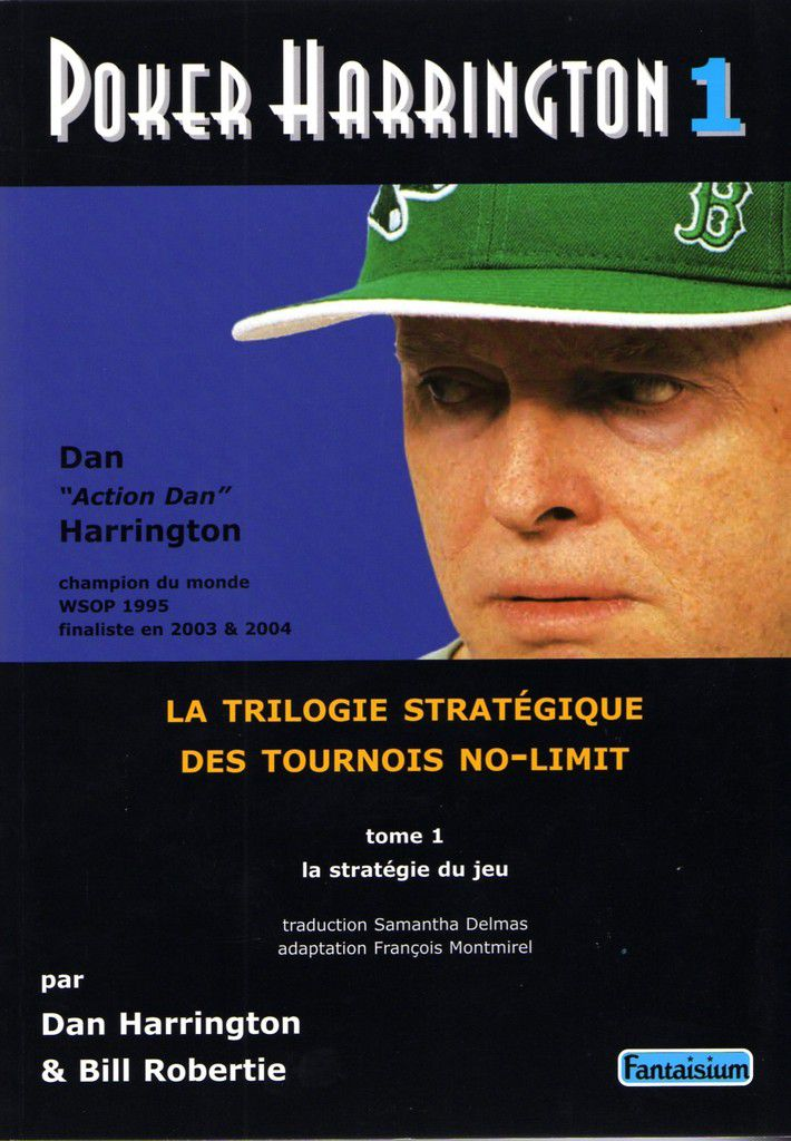 La bombe des tournois explose : &quot&#x3B;Poker Harrington 1&quot&#x3B;