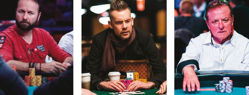 World Series Of Poker 2017 : shuffle up and deal
