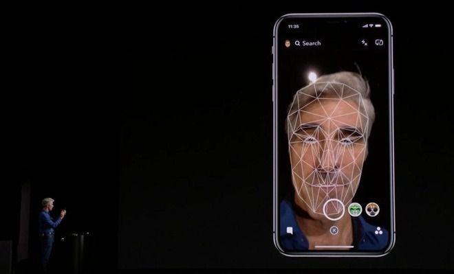 Démonstration des possibilités du capteur Infra Rouge de l'iPhone X