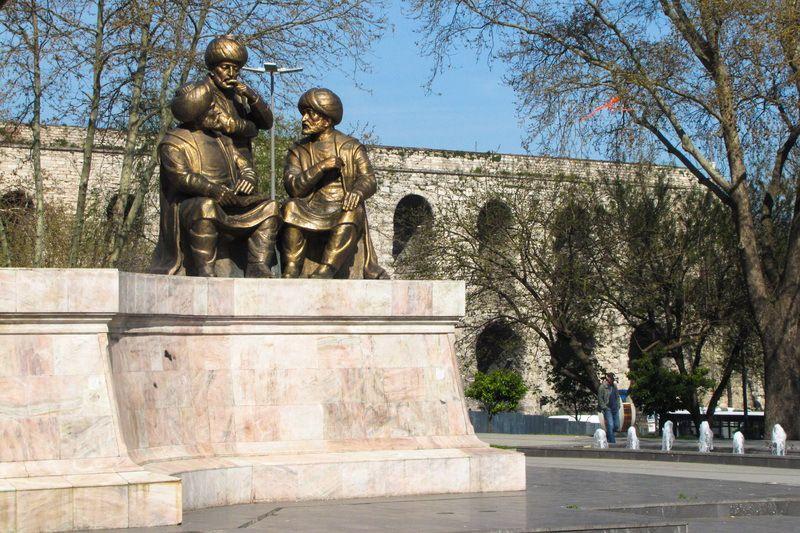 ISTANBUL vu par Michel Battegay