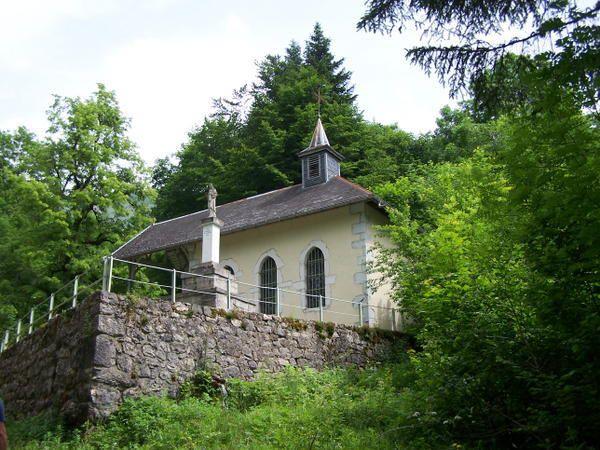 Chapelle de Bellevaux