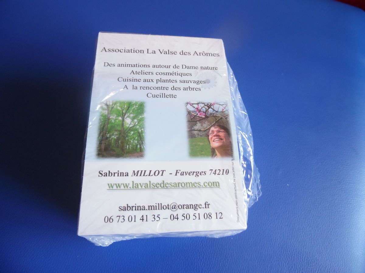 Mes flyers