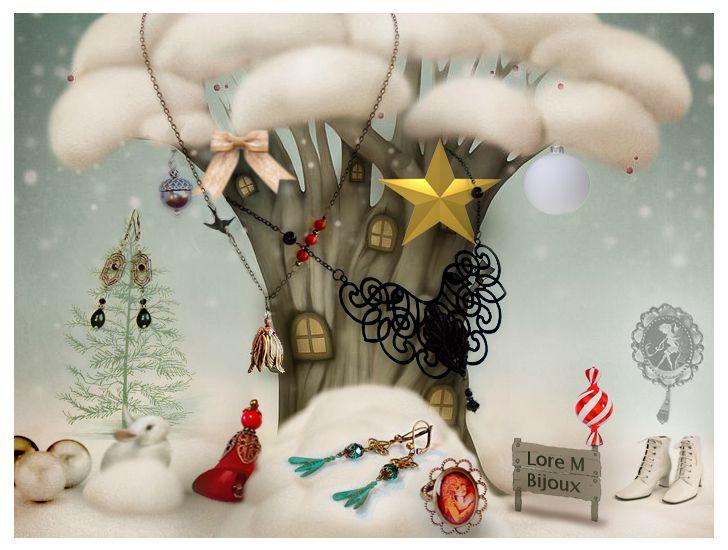 Cadeaux uniques, bijoux Lore M