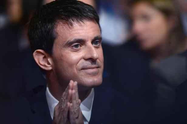 Manuel Valls le 6 juin 2015.