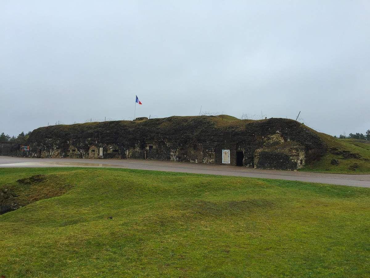 Le Fort de Vaux en 2016
