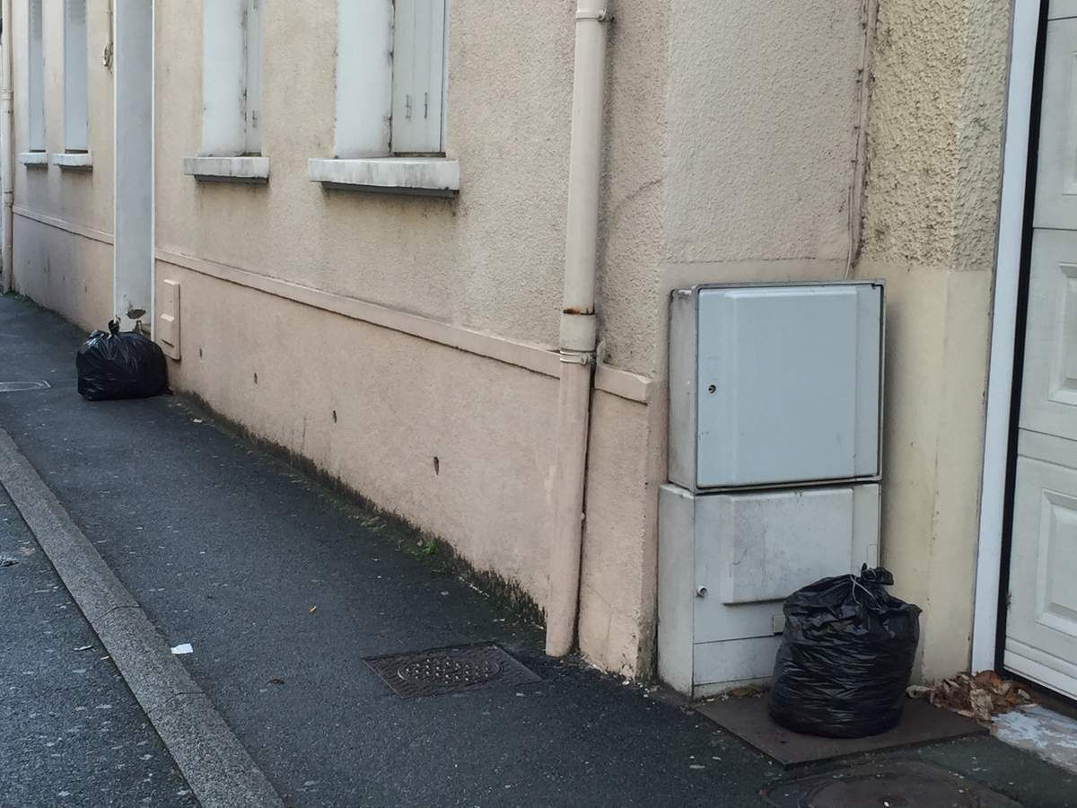 Une image qui devient régulière dans les rues de Châteauroux