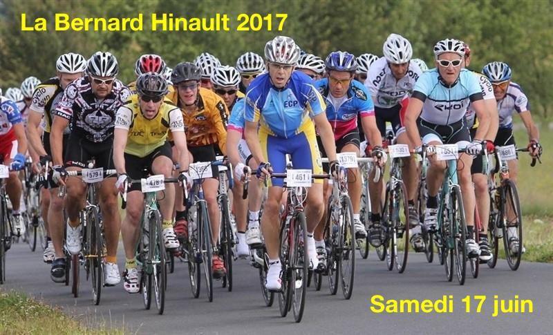 Rando sportive - La Bernard Hinault : Samedi 17 juin.