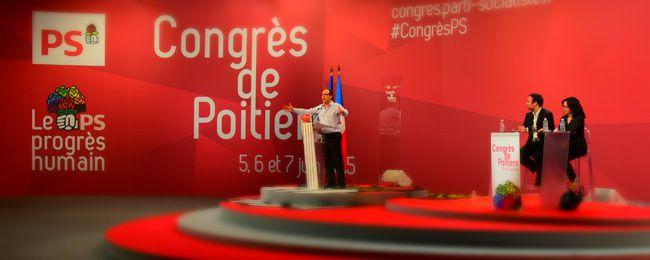 Les principales vidéos de la motion B au congrès de Poitiers
