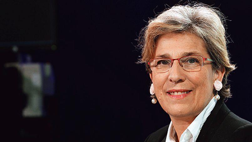 Marie-Noëlle Lienemann, sénatrice socialiste de Paris, membre du BN du Parti Socialiste